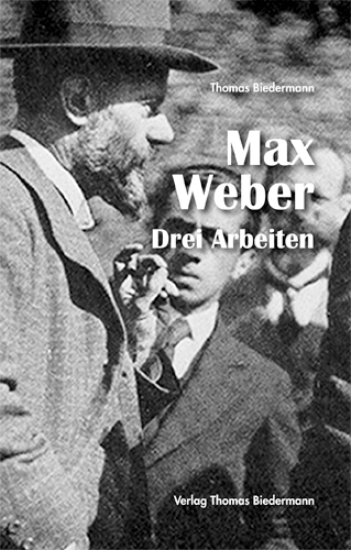 """Zeitlos: """"Max Weber – Drei Arbeiten"""" – rechtzeitig zu Weihnachten"""