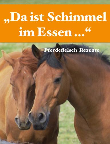 """Neuerscheinung: Kochbuch """"Da ist Schimmel im Essen …"""""""