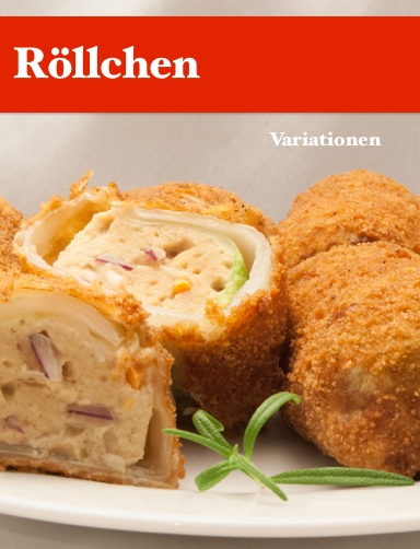 "Vorankündigung: Kochbuch ""Röllchen"" – Variationen"